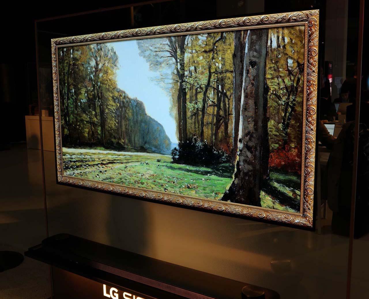 Ungewöhnlich Flach Tv Rahmen Galerie - Benutzerdefinierte ...